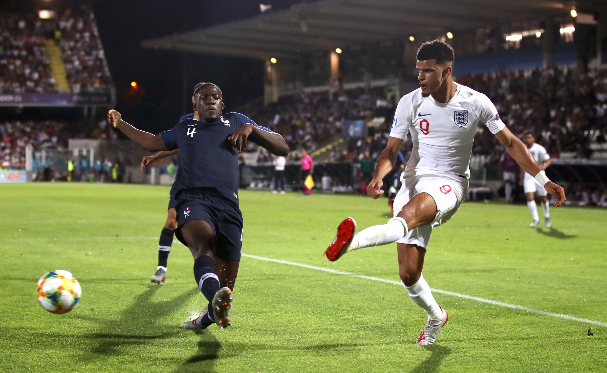 England under-21s boss Aidy Boothroyd backs Dominic Solanke to succeed at AFC Bournemouth