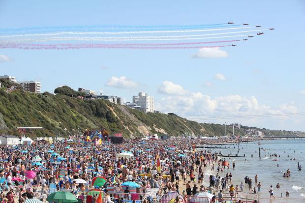 There are no plans to cancel Bournemouth Air Festival, council says after false rumours