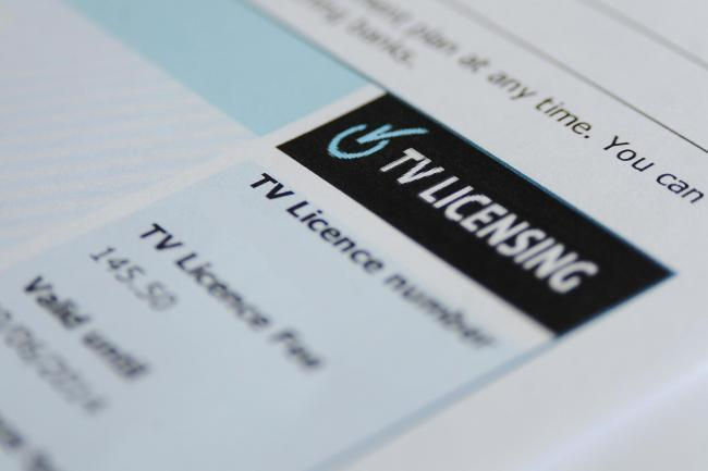 The TV licensing authorities are too heavy-handed, says reader Marion White