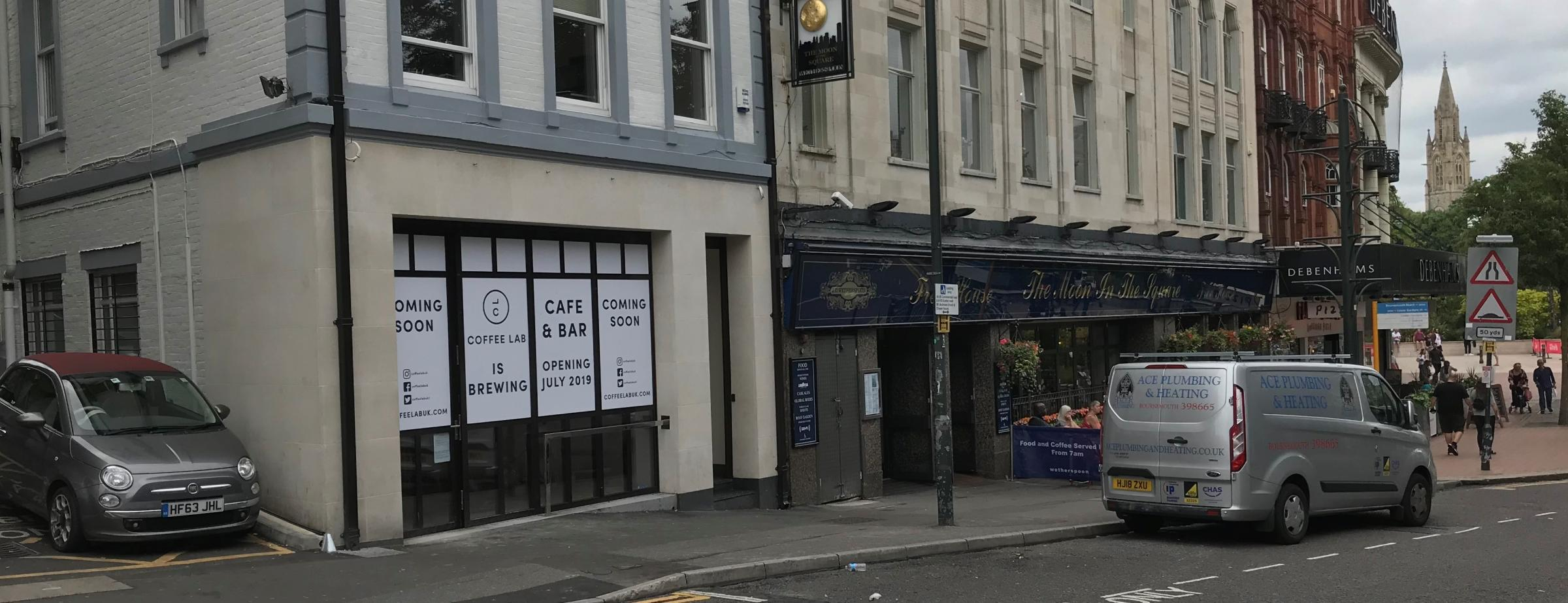 Coffee Lab Wants To Open In Exeter Road Bournemouth Echo