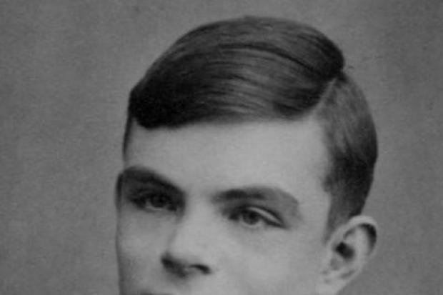 Twickenham's Labour Party celebrates Alan Turing for Pride Month.