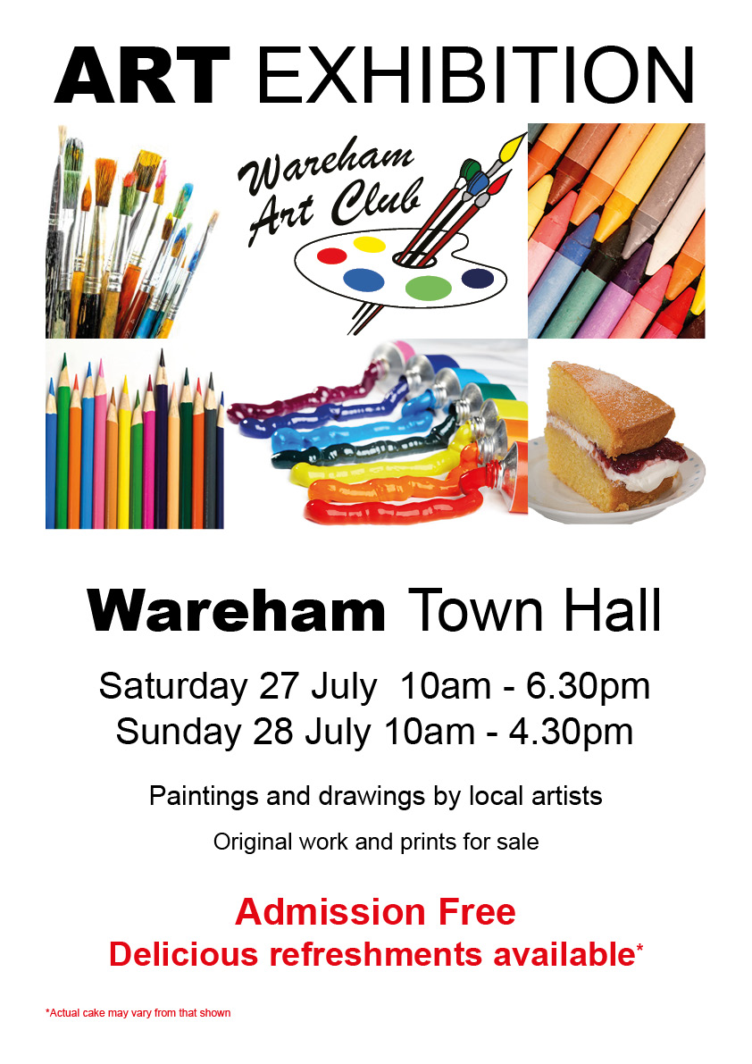 Wareham Art Club Summer Exhibition