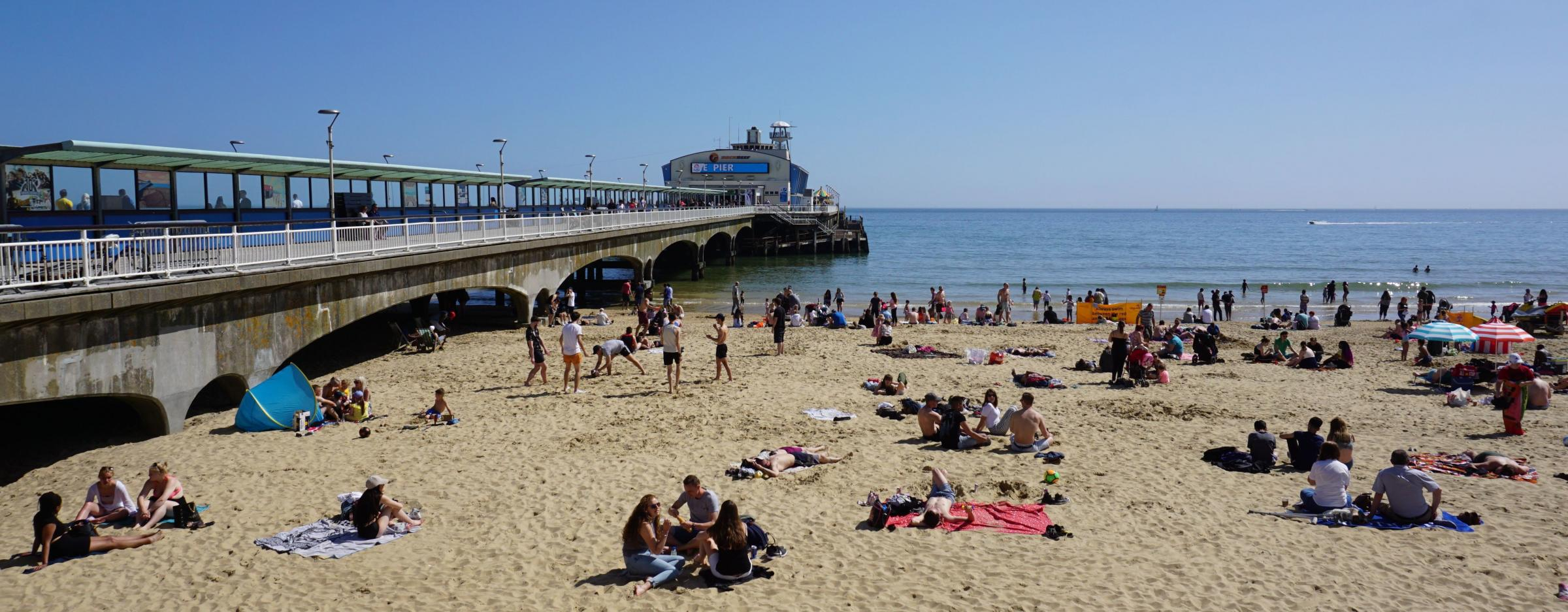 It's official: Bournemouth is one of the most Instagrammed seaside towns in the UK