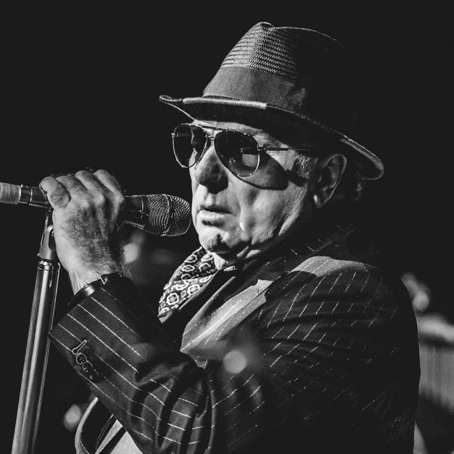 Van Morrison will play the BIC on Tuesday, October 21
