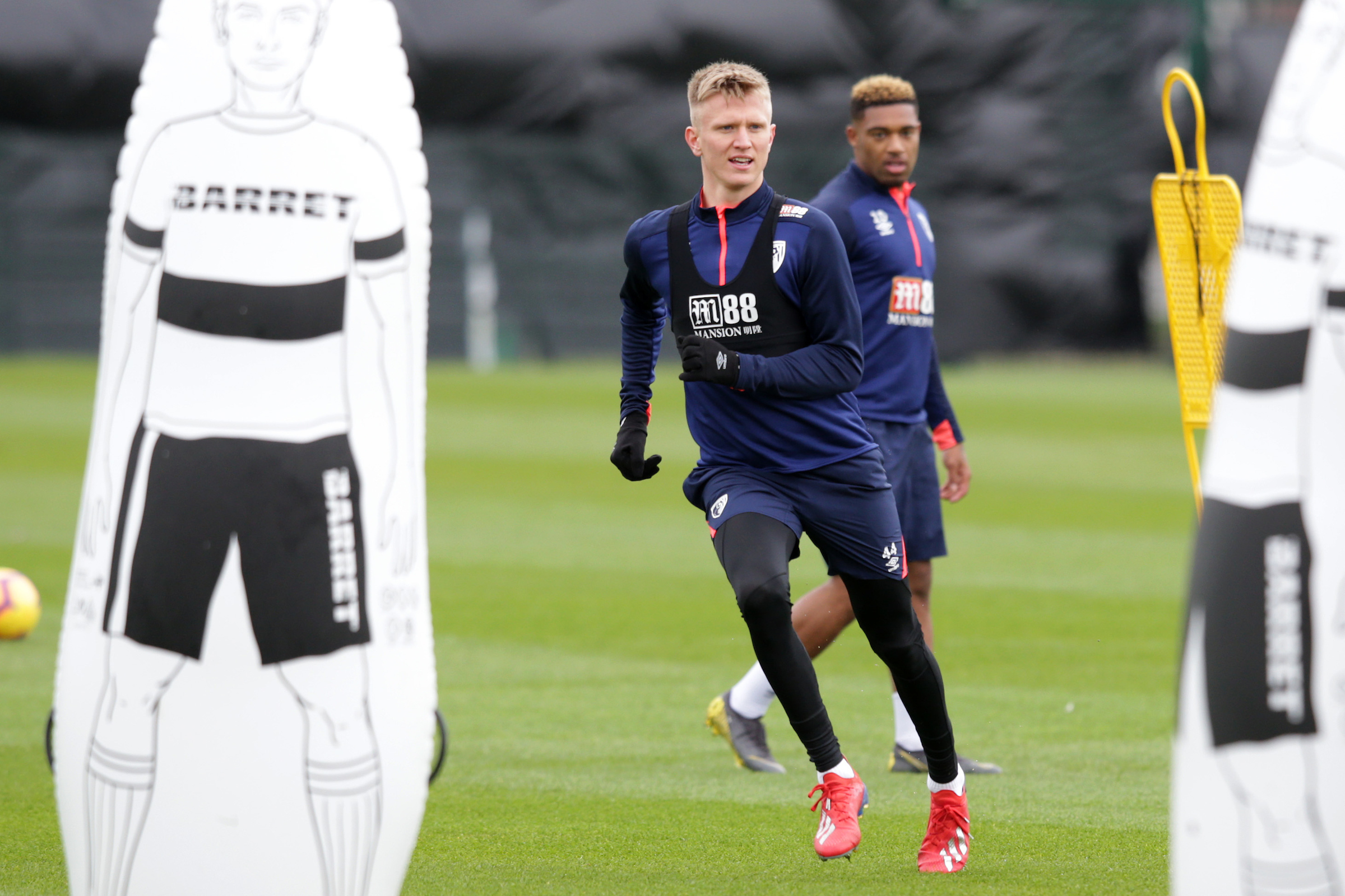'I had my mind set on being a professional footballer' – AFC Bournemouth's Sam Surridge proud to graduate from club's academy
