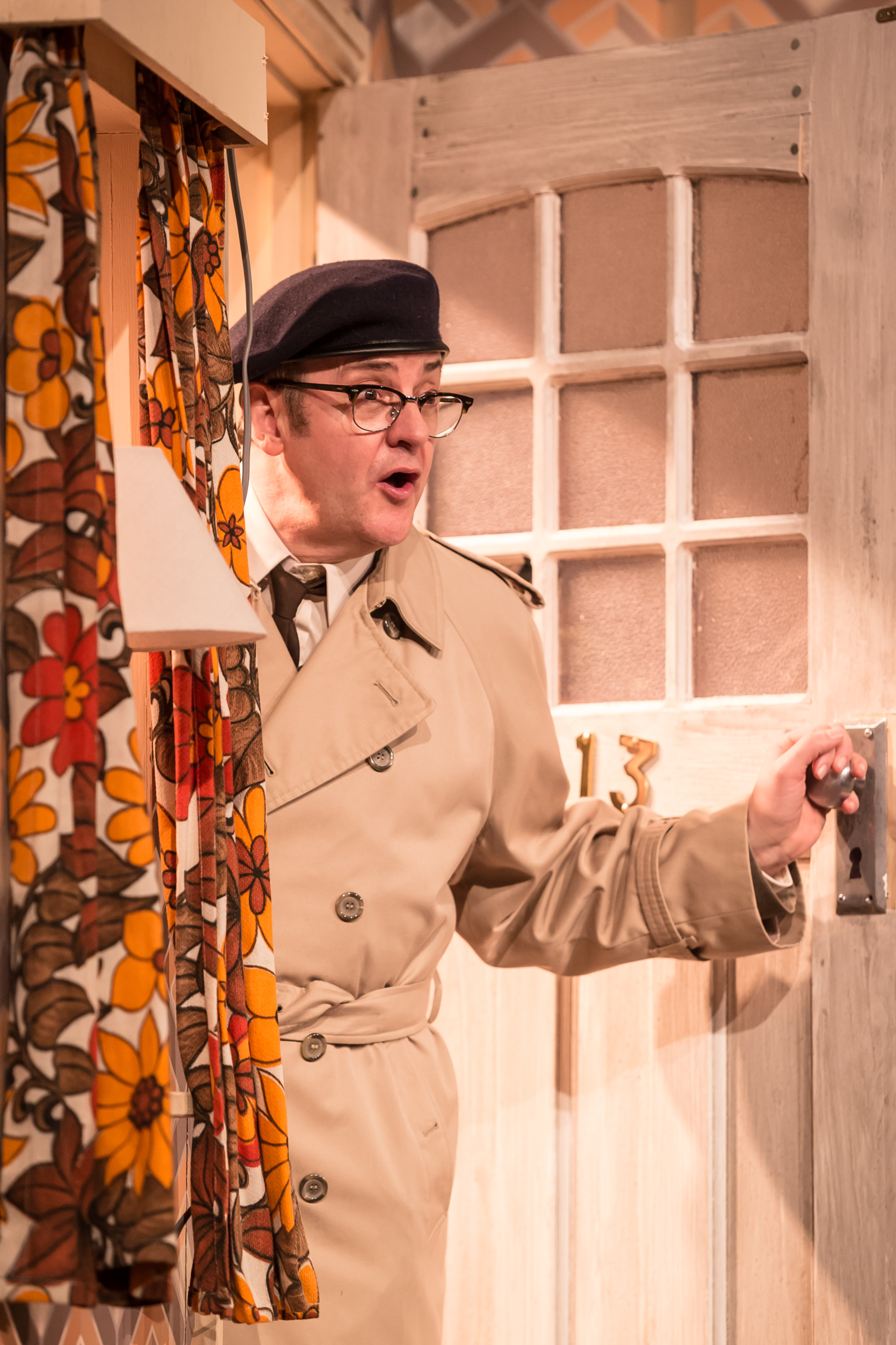Comedian Joe Pasquale to star as Frank Spencer in stage version of Some Mothers Do 'Ave 'Em