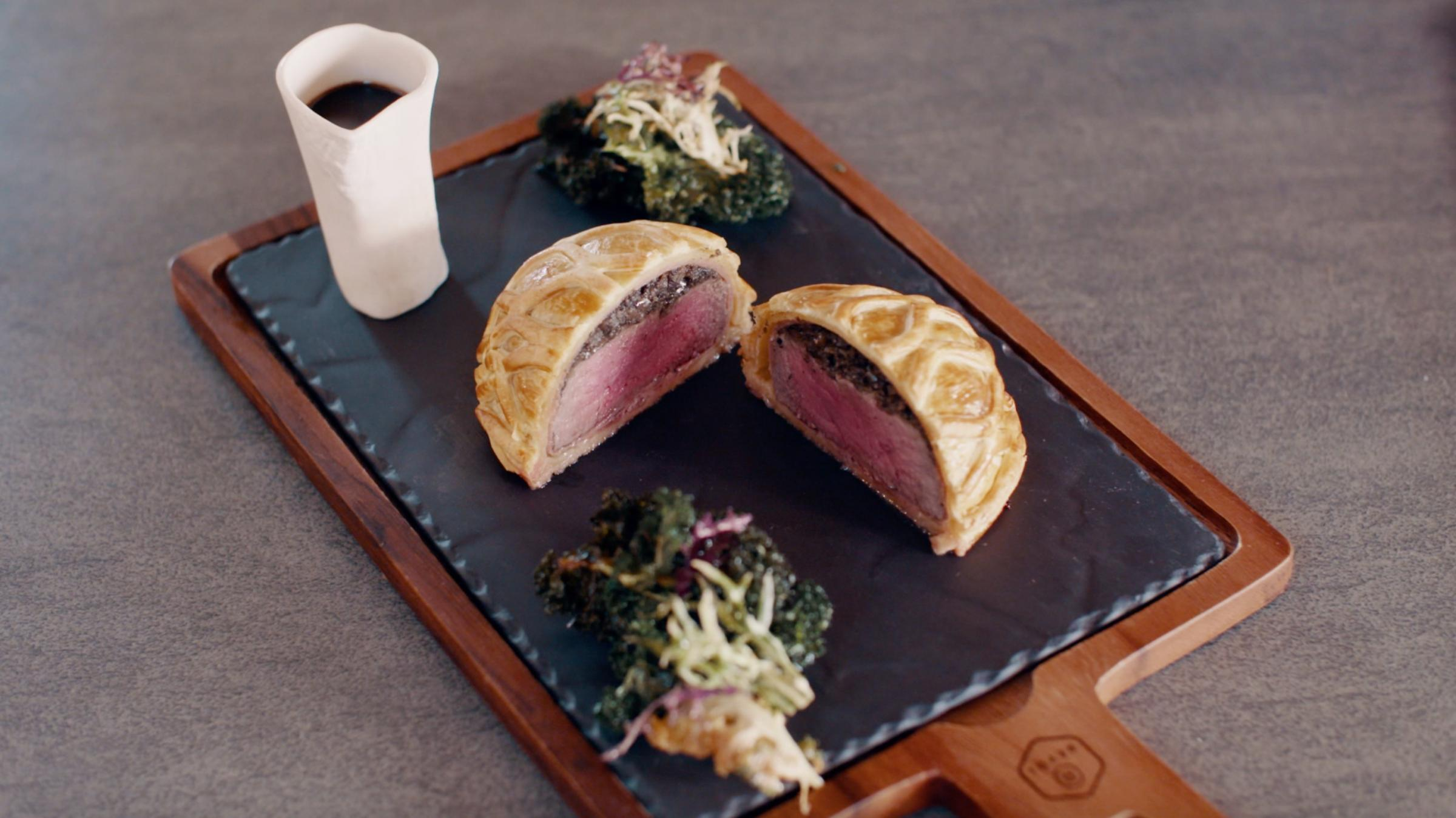 Cook this: Step by step guide to the perfect Beef Wellington (recipe courtesy of Chewton Glen)