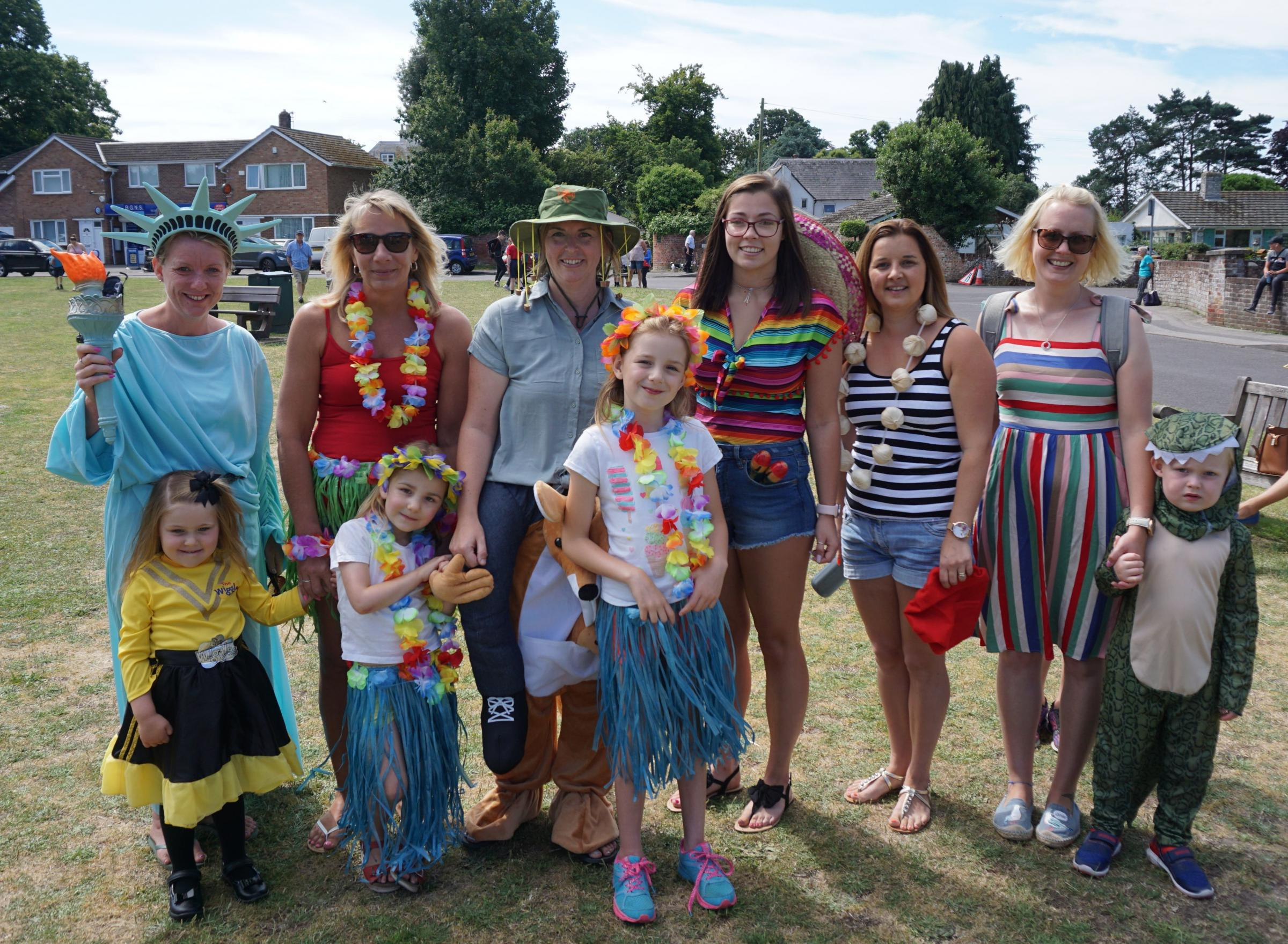 Pictures from Burton Carnival 2019