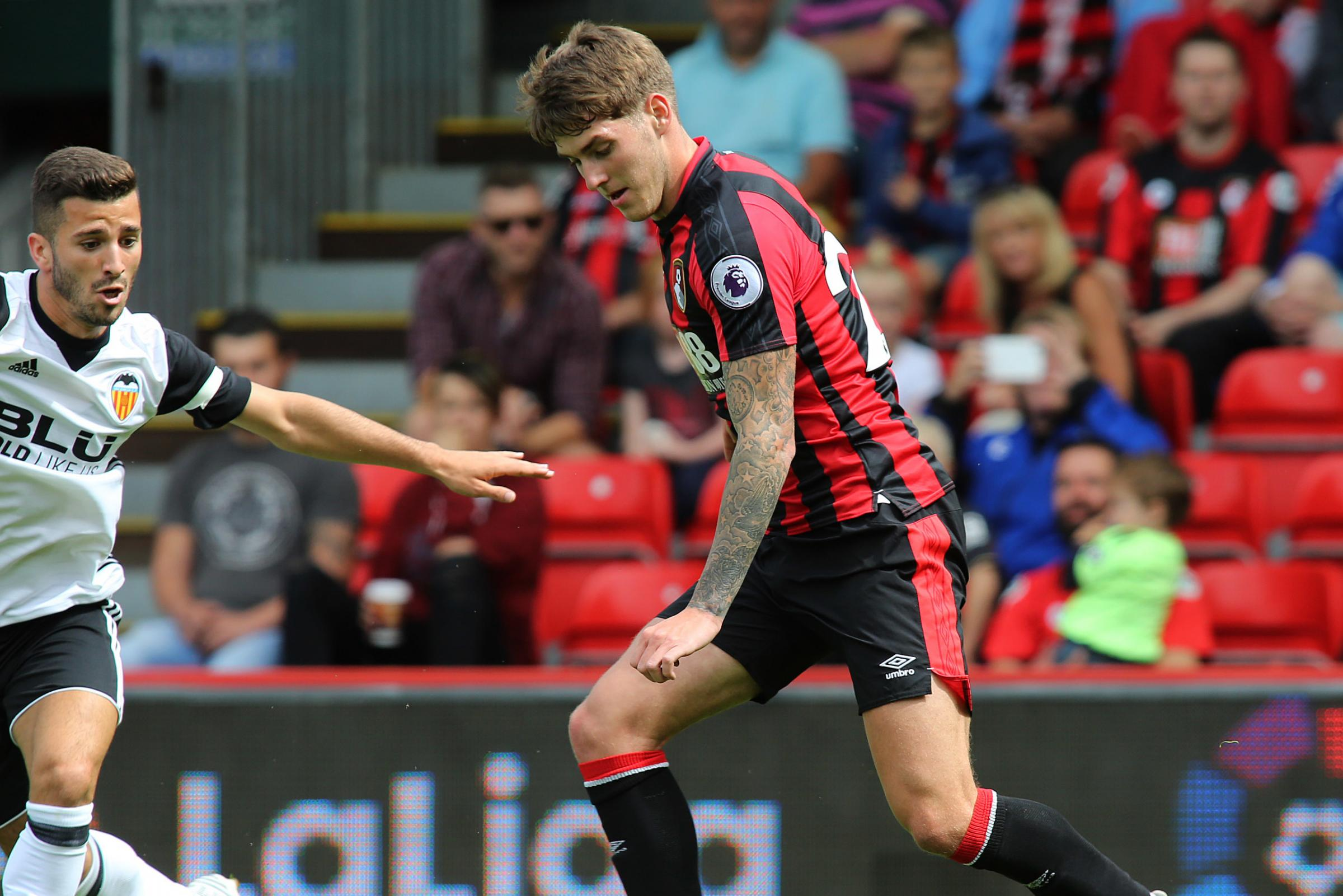 Connor Mahoney leaves AFC Bournemouth to join Millwall on a permanent deal