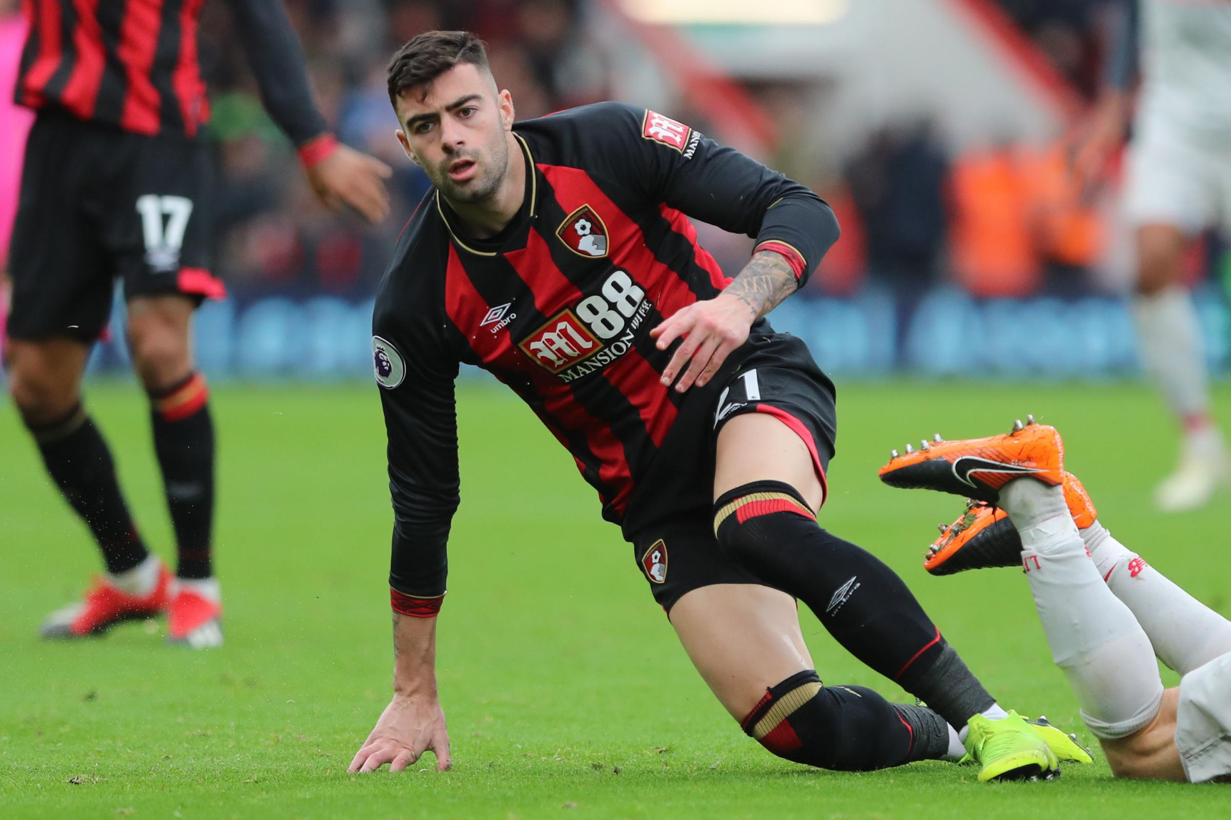Rico admits it has 'taken some time' to adapt to life at AFC Bournemouth