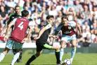 Emerson Hyndman...All the pictures from the premier league game against Burnley FC vs AFC Bournemouth at Turf Moor, Burnley. May 13, 2018. (Credit Image: Lee McLean/Bournemouth Daily Echo).