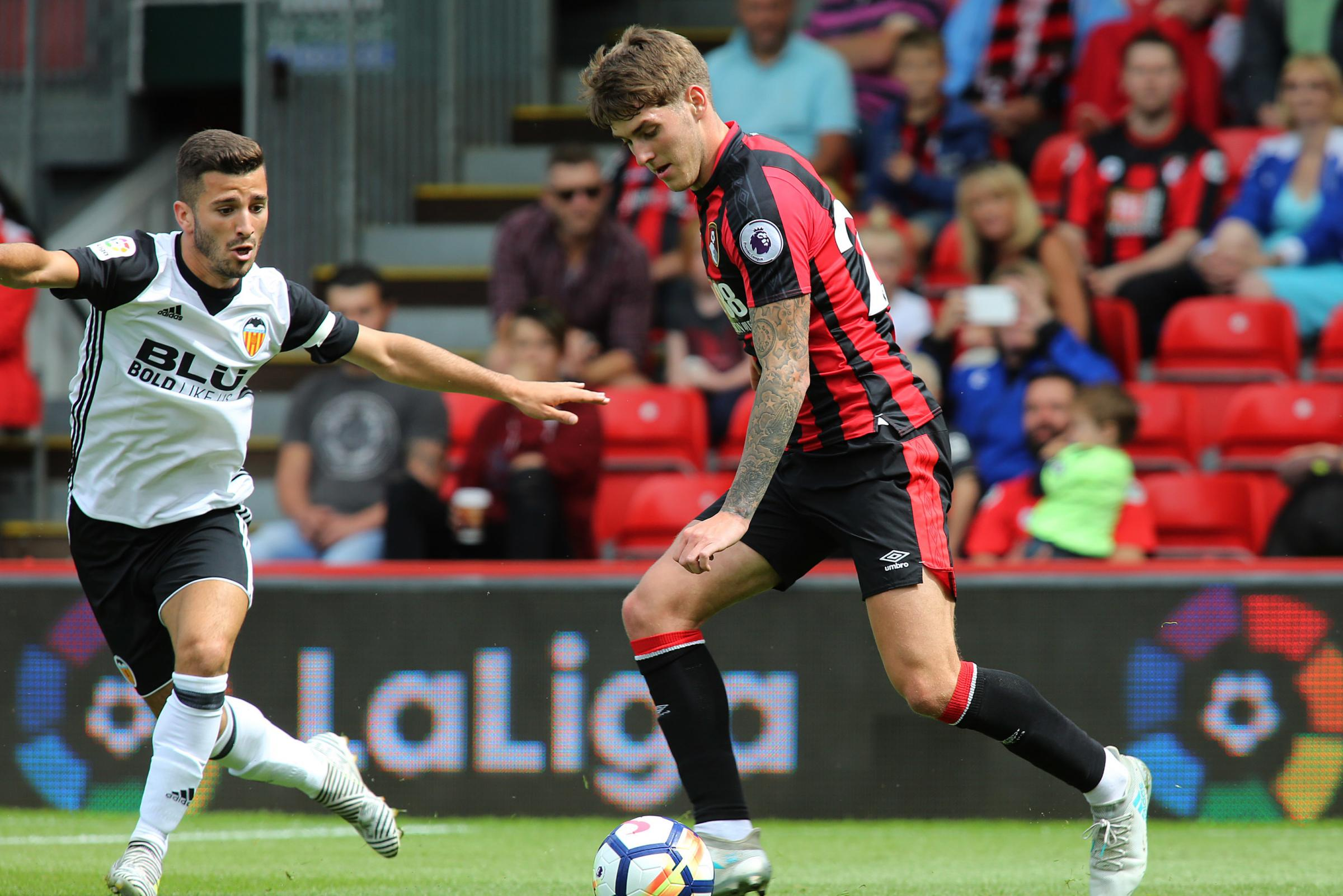 Former AFC Bournemouth man Connor Mahoney has had 'a good football upbringing' says Millwall boss Neil Harris