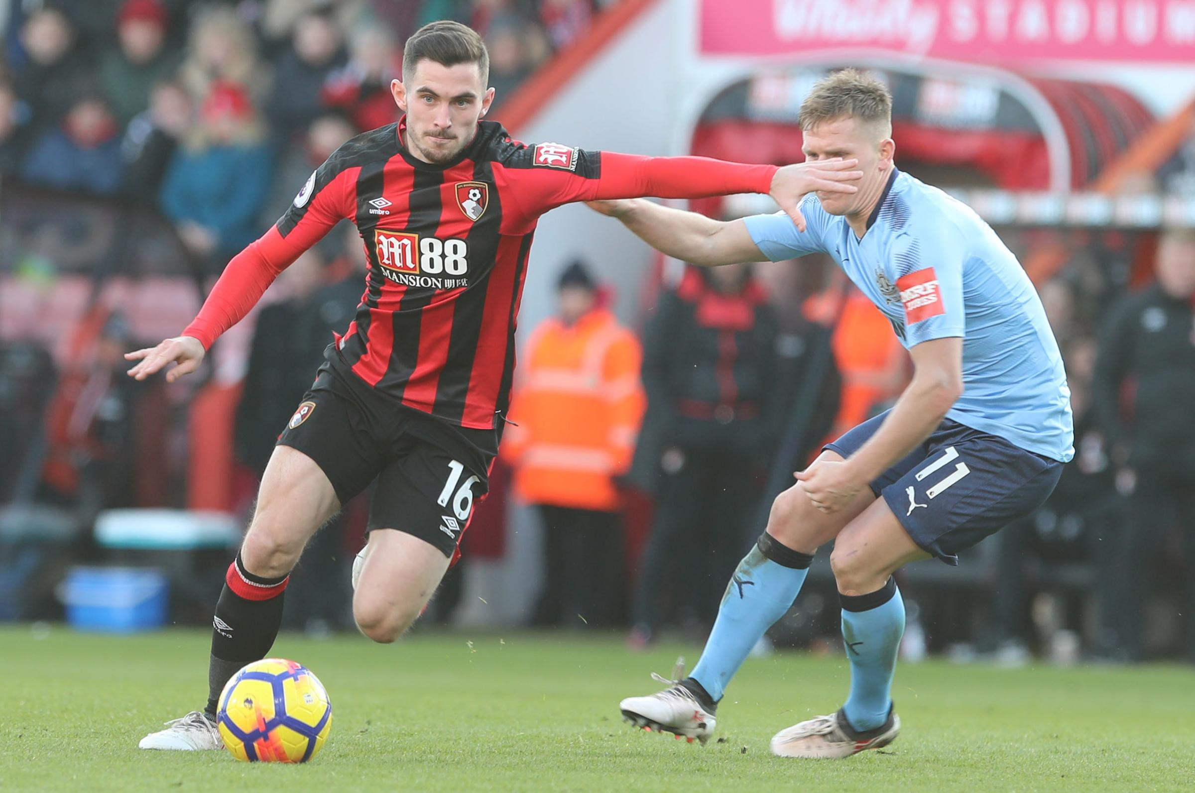 AFC Bournemouth captain Simon Francis heaps praise on 'inspirational' Lewis Cook