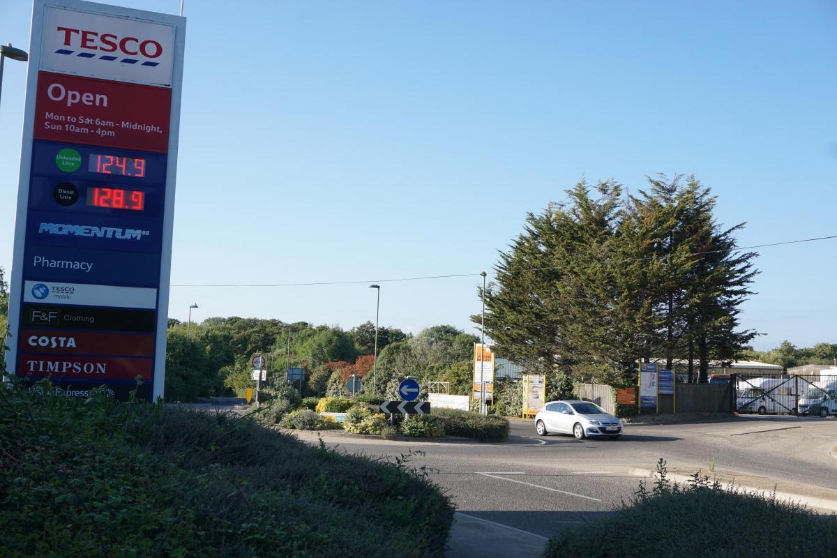 Aldi Plan To Build New Milton Store Near Tesco Bournemouth