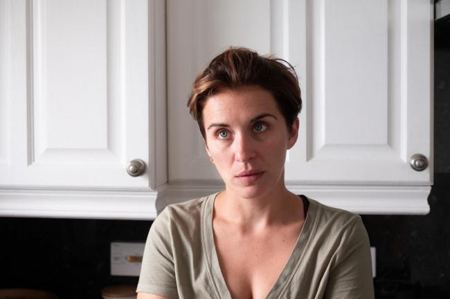 I Am - Nicola. Pictured: Vicky McClure as Nicola. Picture credit should read: PA Photo/Channel 4.