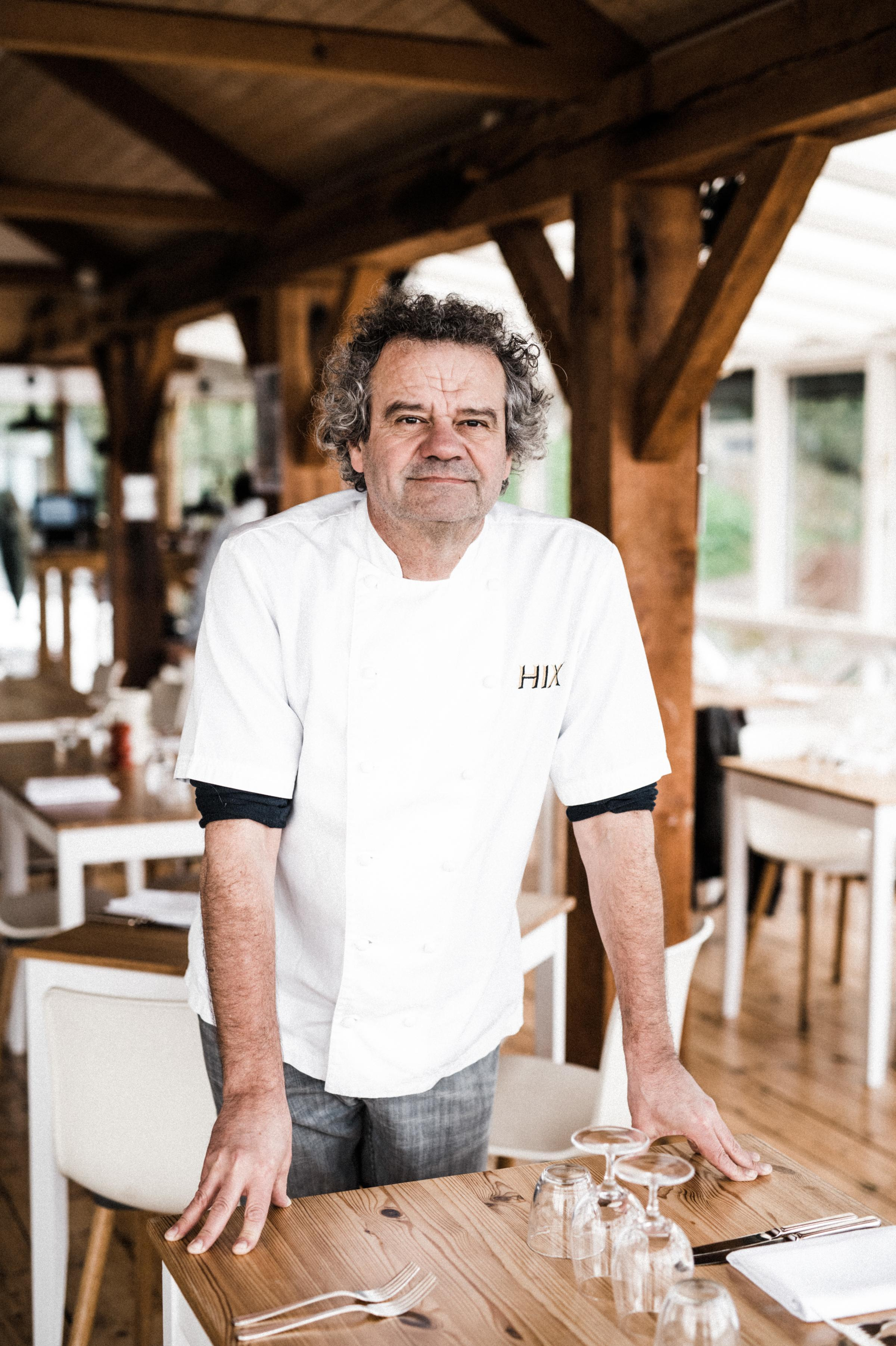 Chef Mark Hix explains why Food Rocks is more than just a food festival