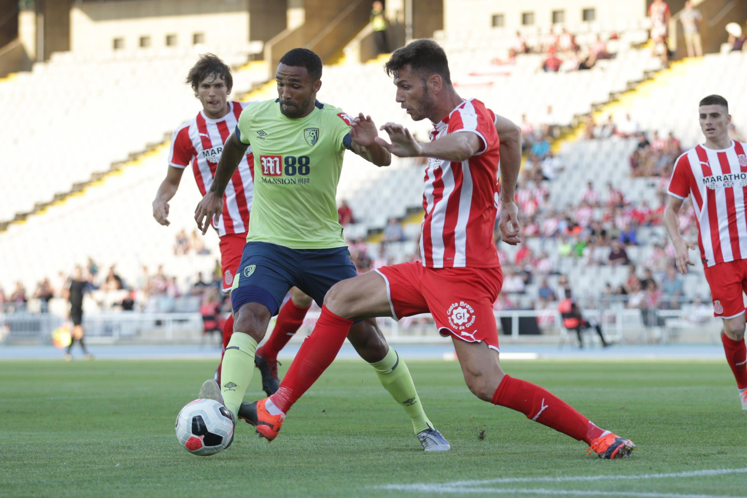 AFC Bournemouth suffer defeat against Girona after Jack Simpson red card