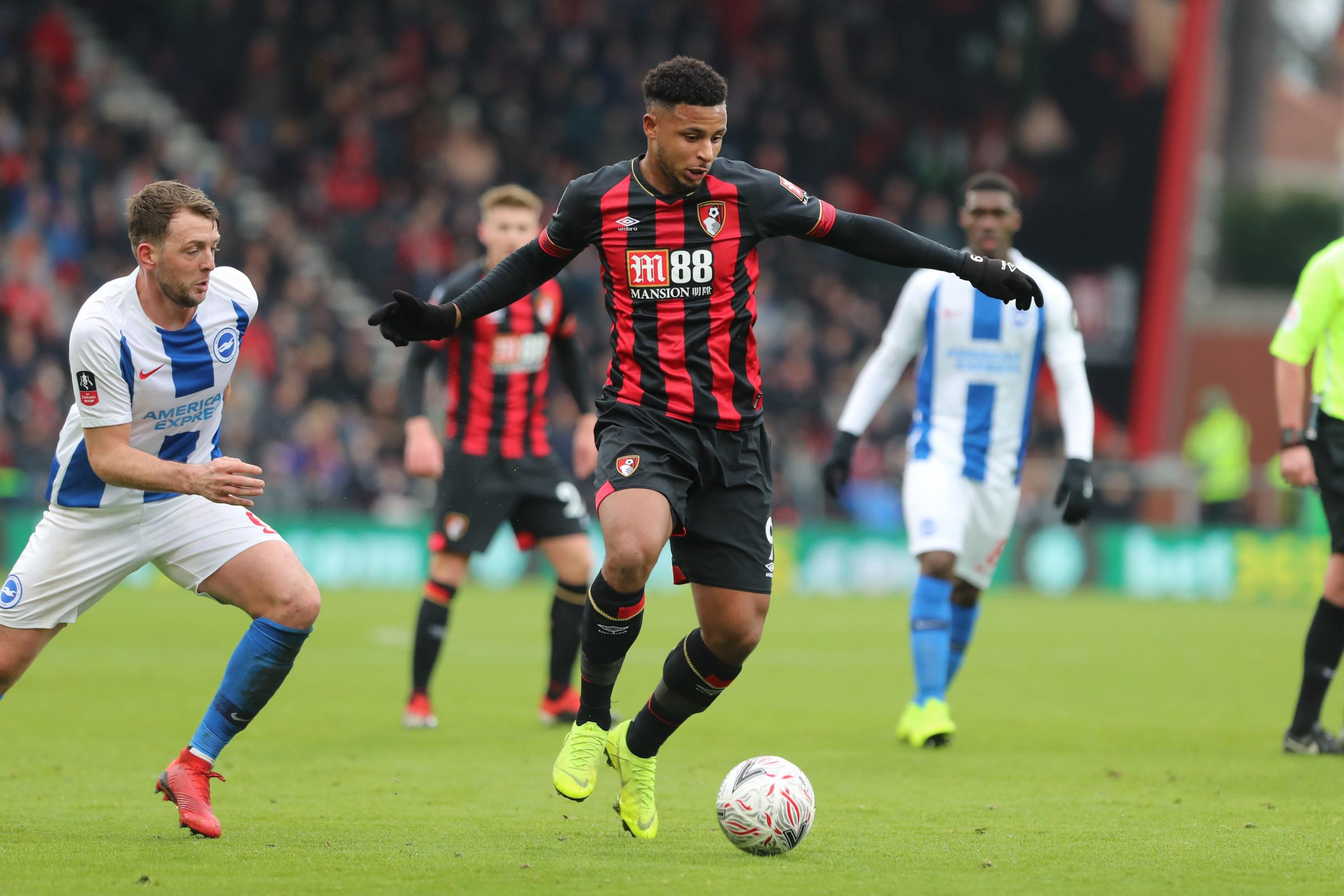 Striker Lys Mousset confirms move to Sheffield United from AFC Bournemouth