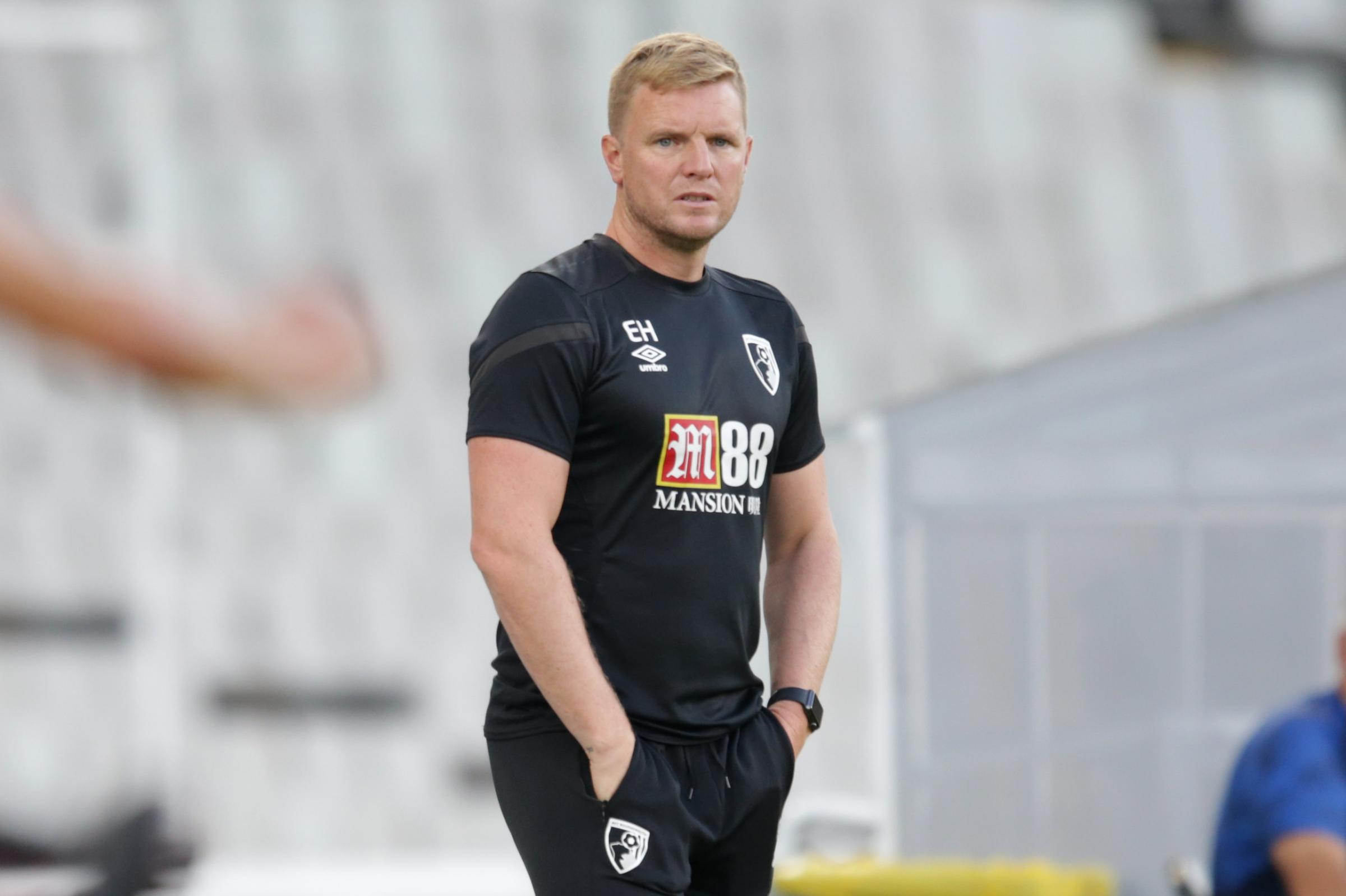 Eddie Howe: VAR review for Jack Simpson's red a 'good exercise' ahead of the new season