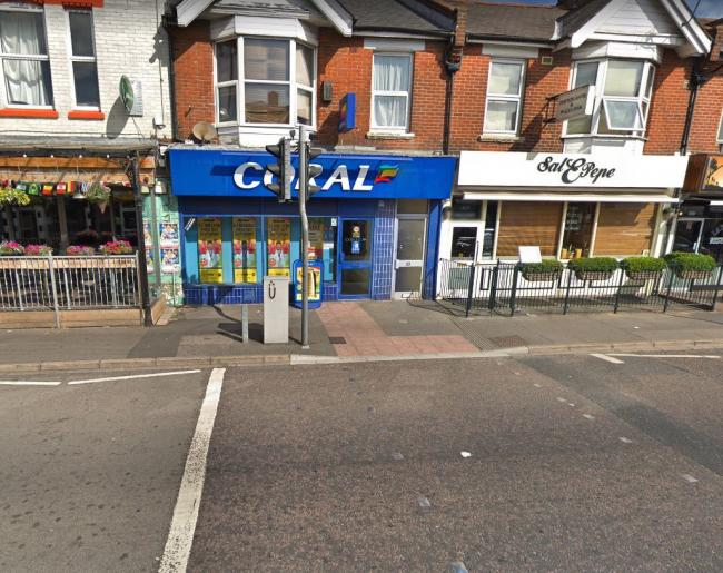 Coral in Charminster Road. Image: Google