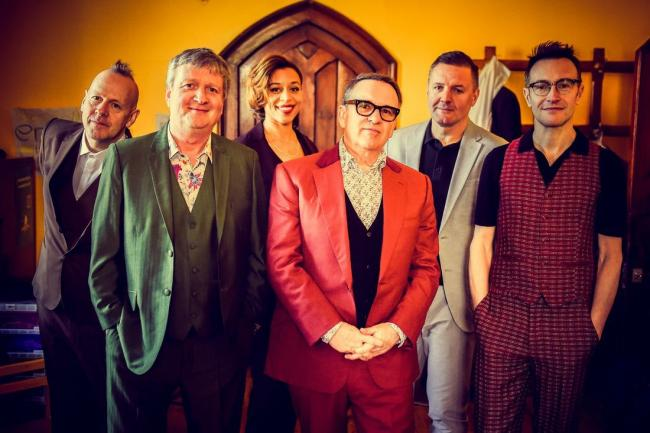 Squeeze To Support Food Banks With New Tour Bournemouth Echo