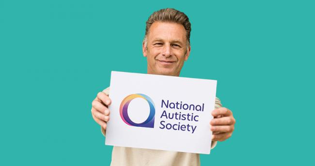 TV presenter Chris Packham is backing the Autism Hour campaign