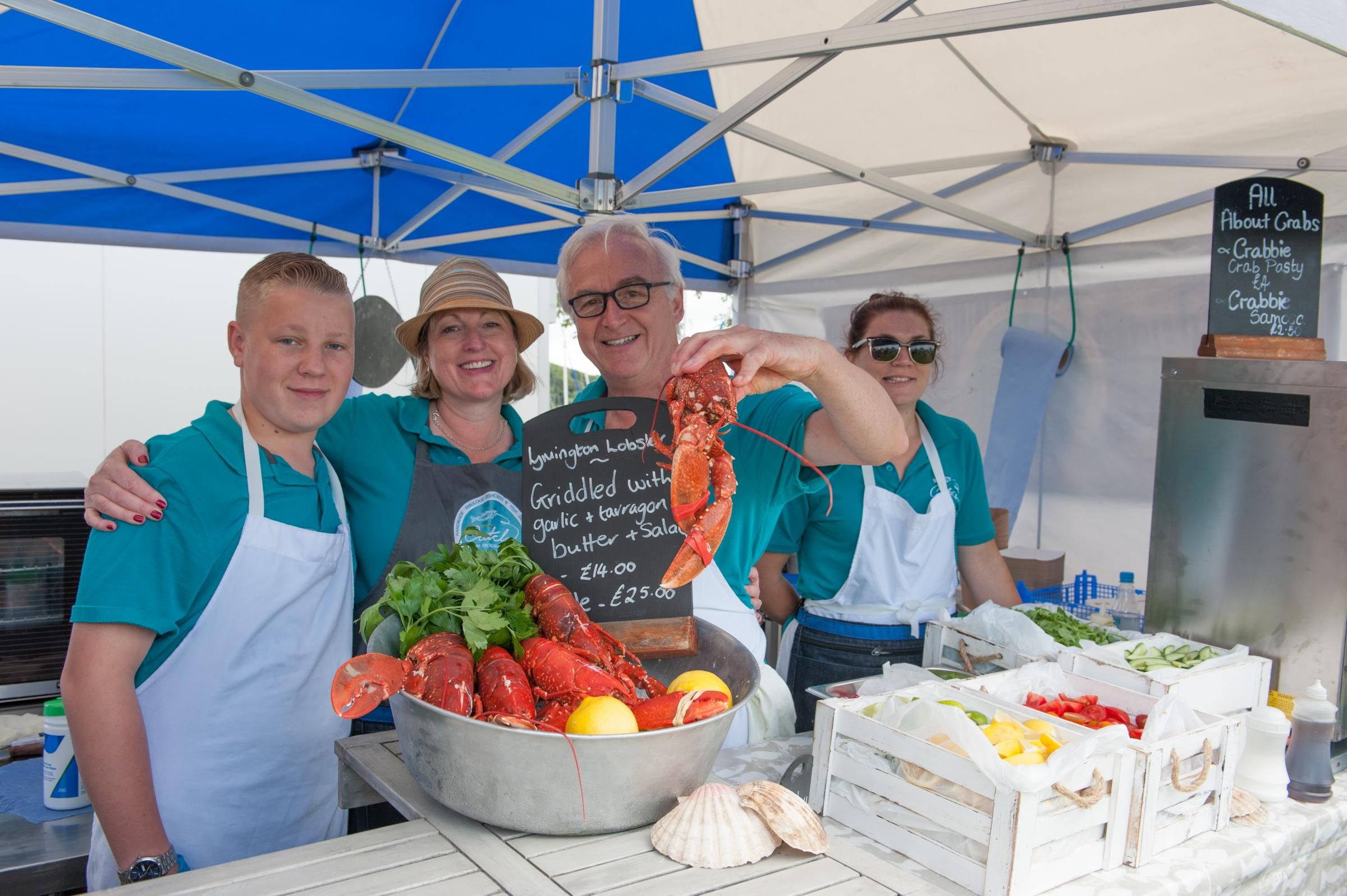 Your essential guide to the Lymington Seafood Festival