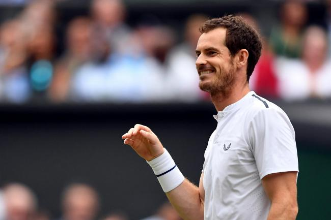 Andy Murray would be happy just to stay fit in 2020