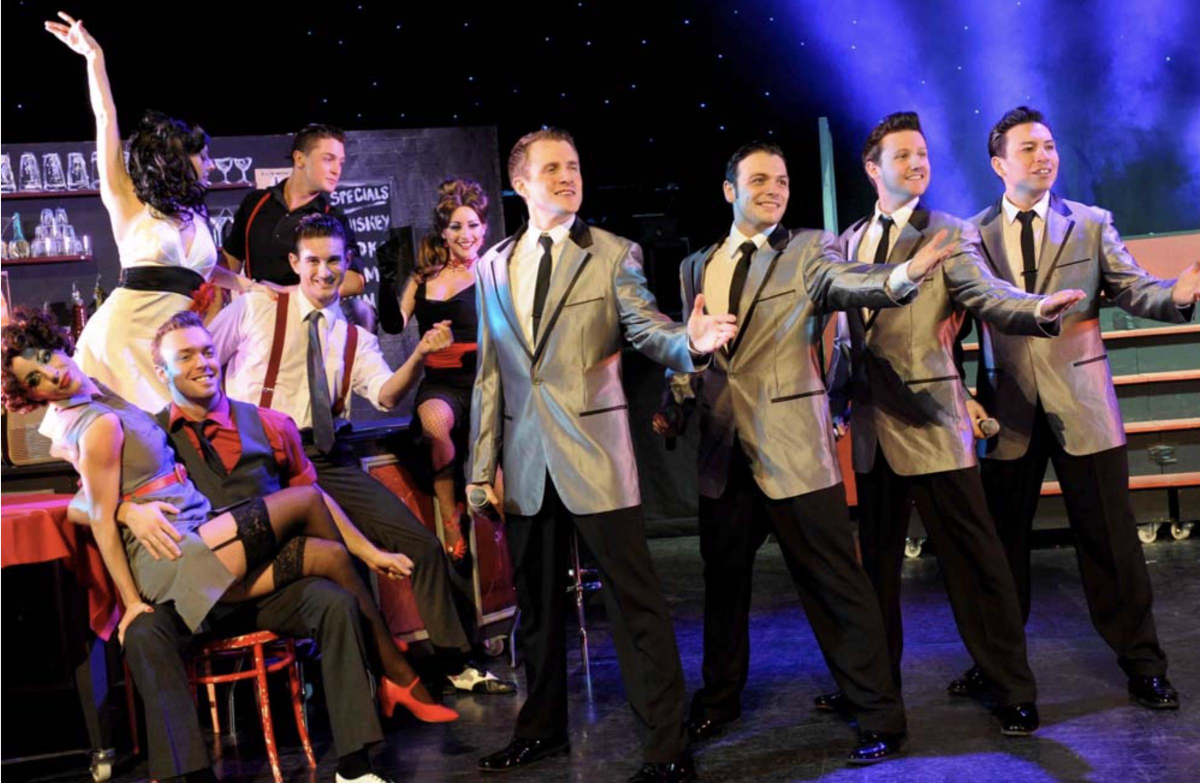 REVIEW: New Jersey Night, Bournemouth Pavilion Theatre