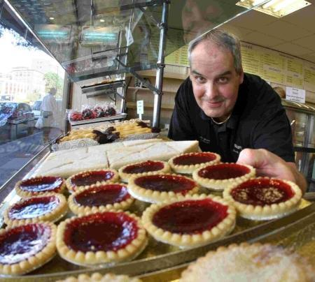Idah's Patisserie in Bournemouth up for sale