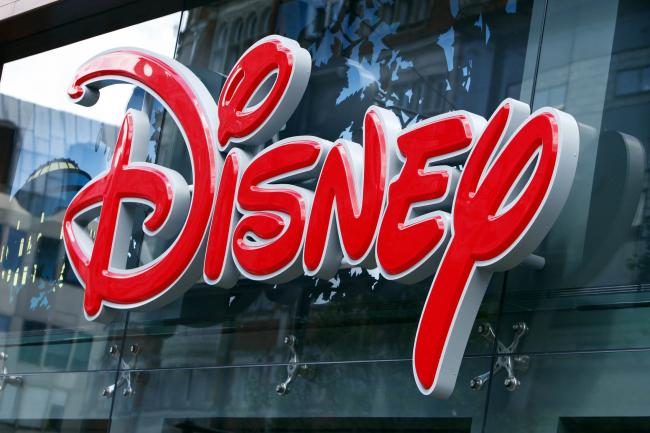 The Disney store in Oxford Street, London