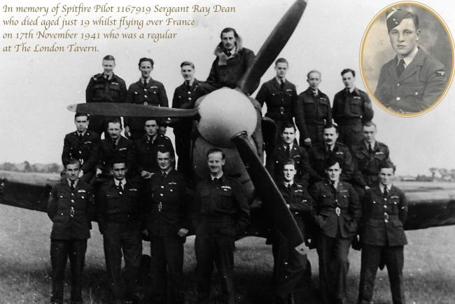 Spitfire to fly over Ibsley Village Hall | Bournemouth Echo