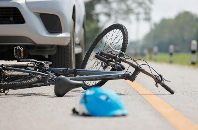 Cyclists at risk in Hampshire