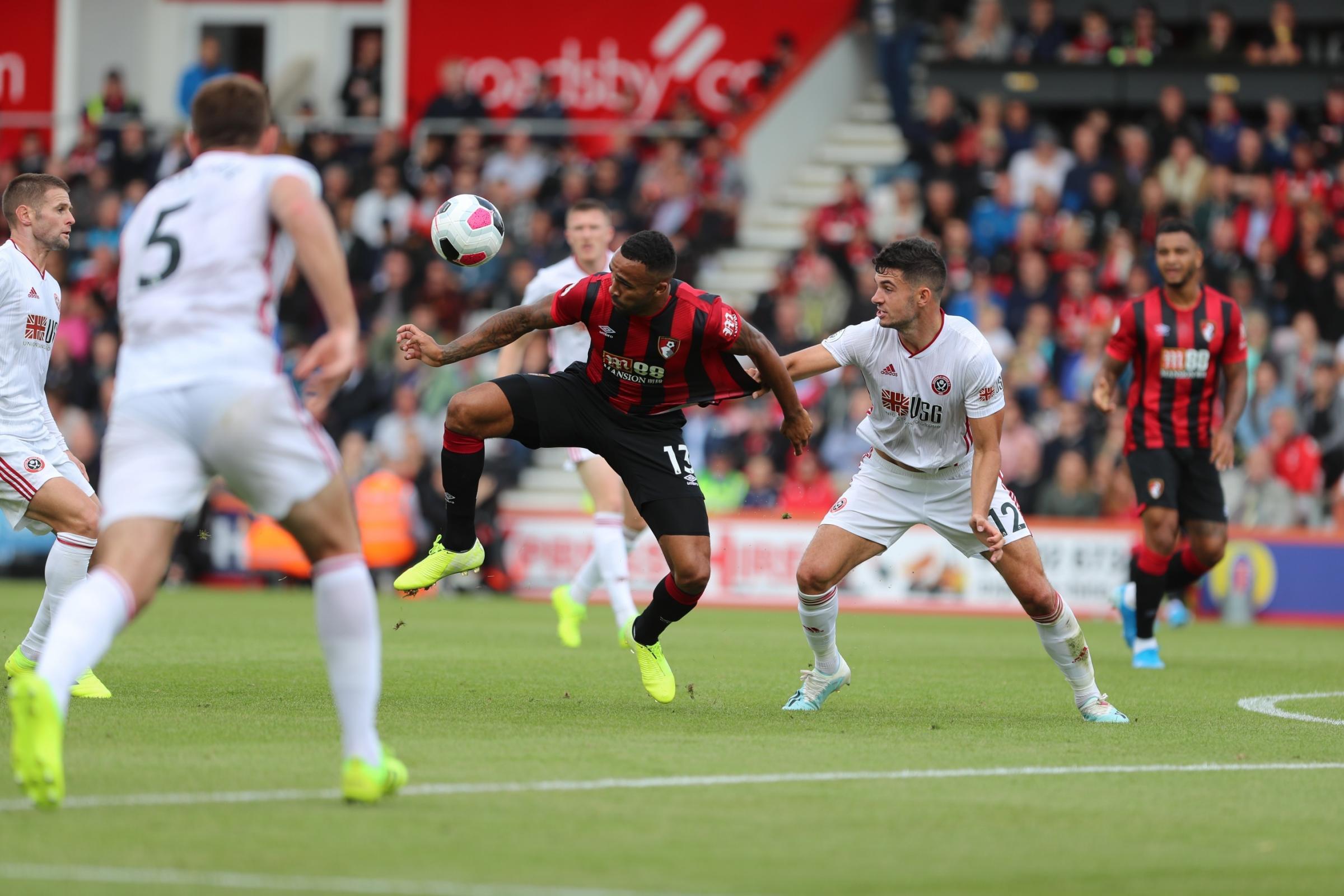 Billy Sharp strikes as Sheffield United deny AFC Bournemouth at the death
