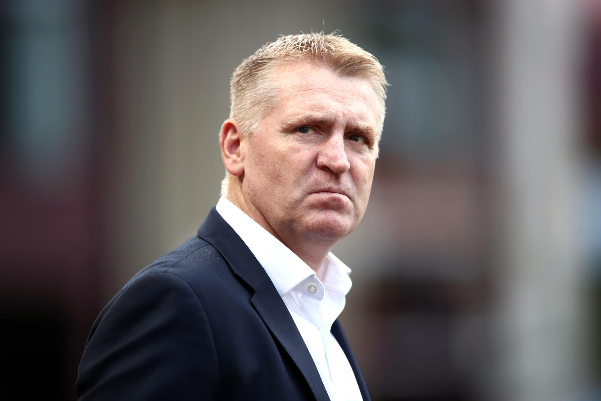Dean Smith says there is 'no doubt' Philip Billing should have been sent off for AFC Bournemouth
