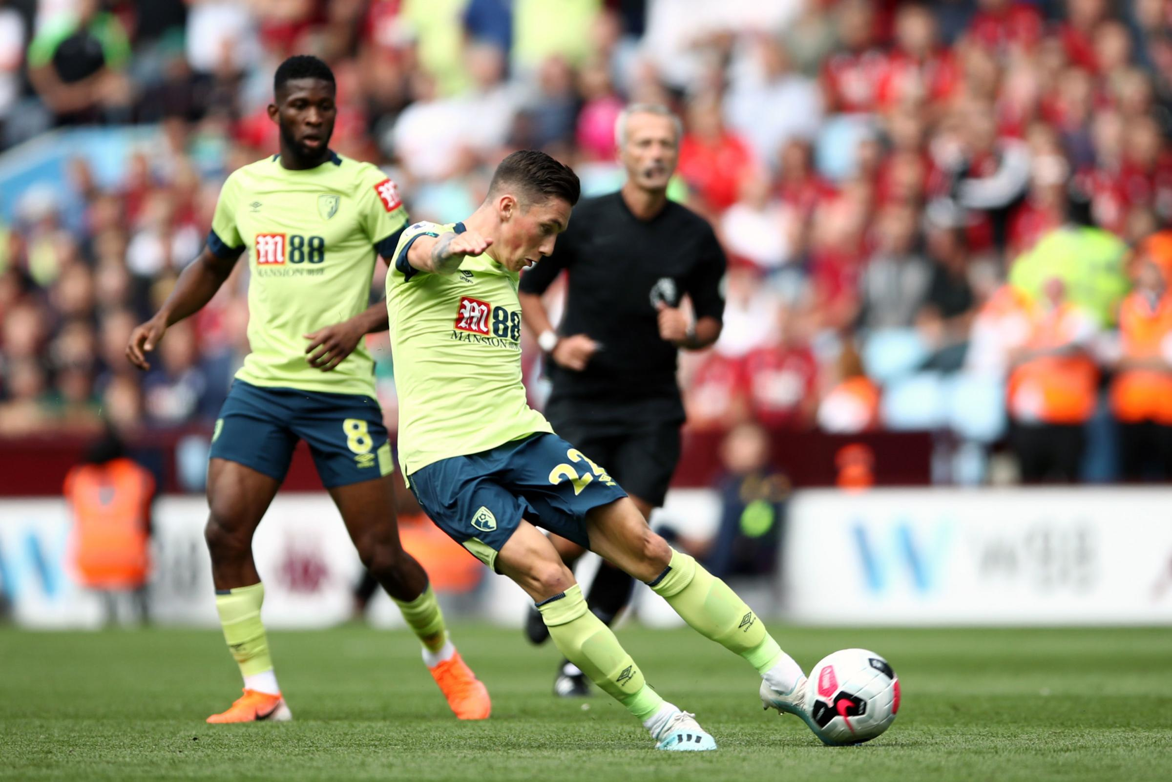 Liverpool academy manager watching AFC Bournemouth loanee Harry Wilson with interest