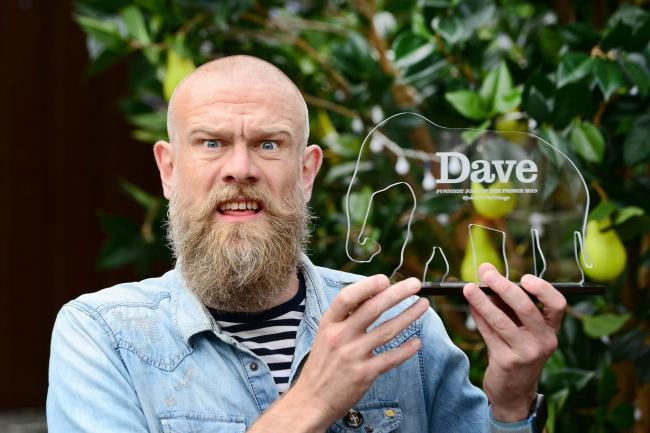 Meet New Dangerous Fringe Of Anti >> Funniest Joke Of Edinburgh Fringe Announced Bournemouth Echo