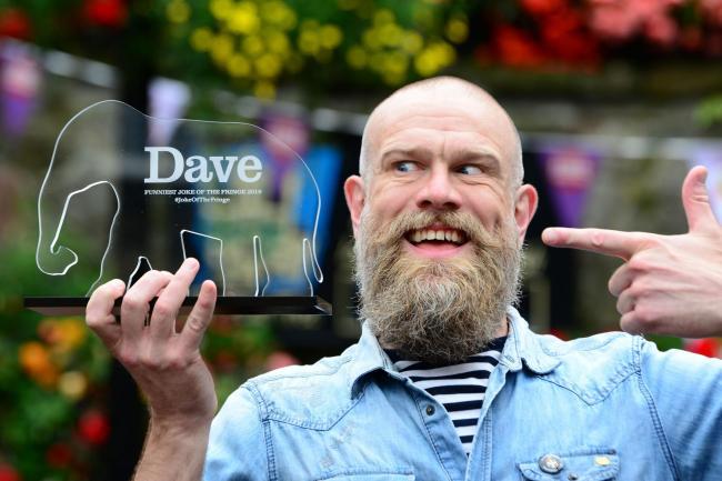 Meet New Dangerous Fringe Of Anti >> Tourette S Charity Wants Apology Over Funniest Edinburgh Fringe