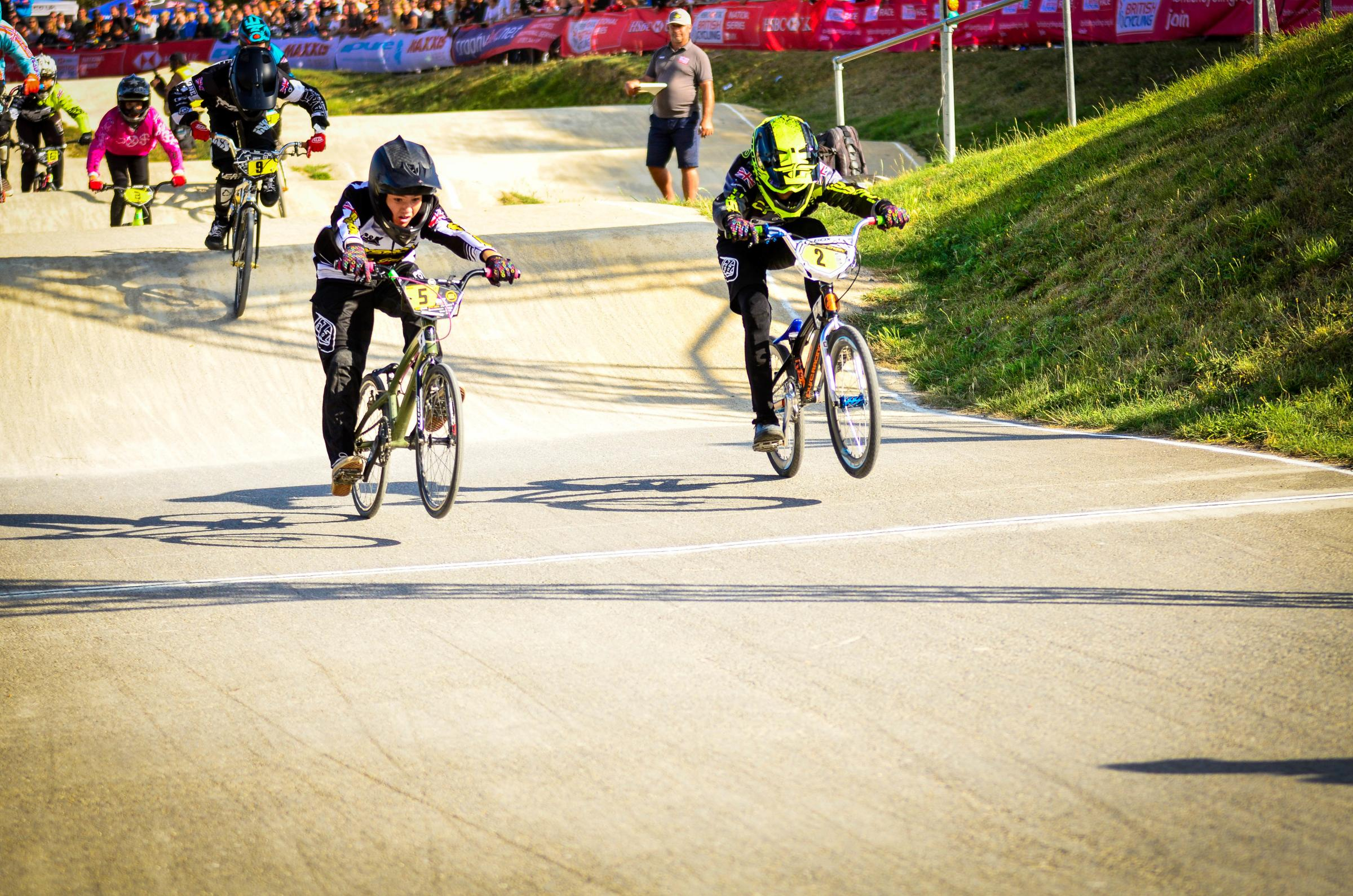 700 riders take part in 'best ever' BMX National Series in Bournemouth