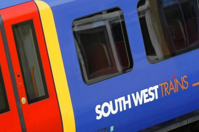 Massive delays on South West trains
