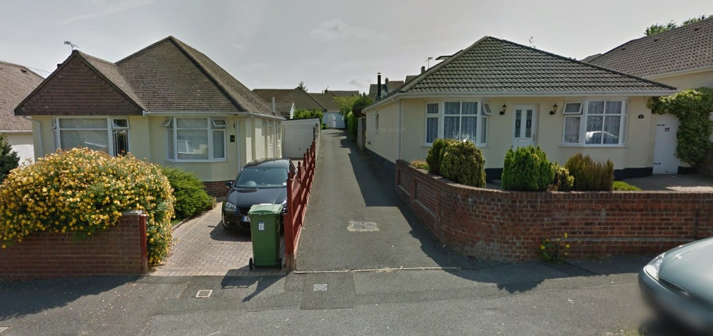 Five chalet bungalows can't be built in Poole over 'dangerous access' concerns