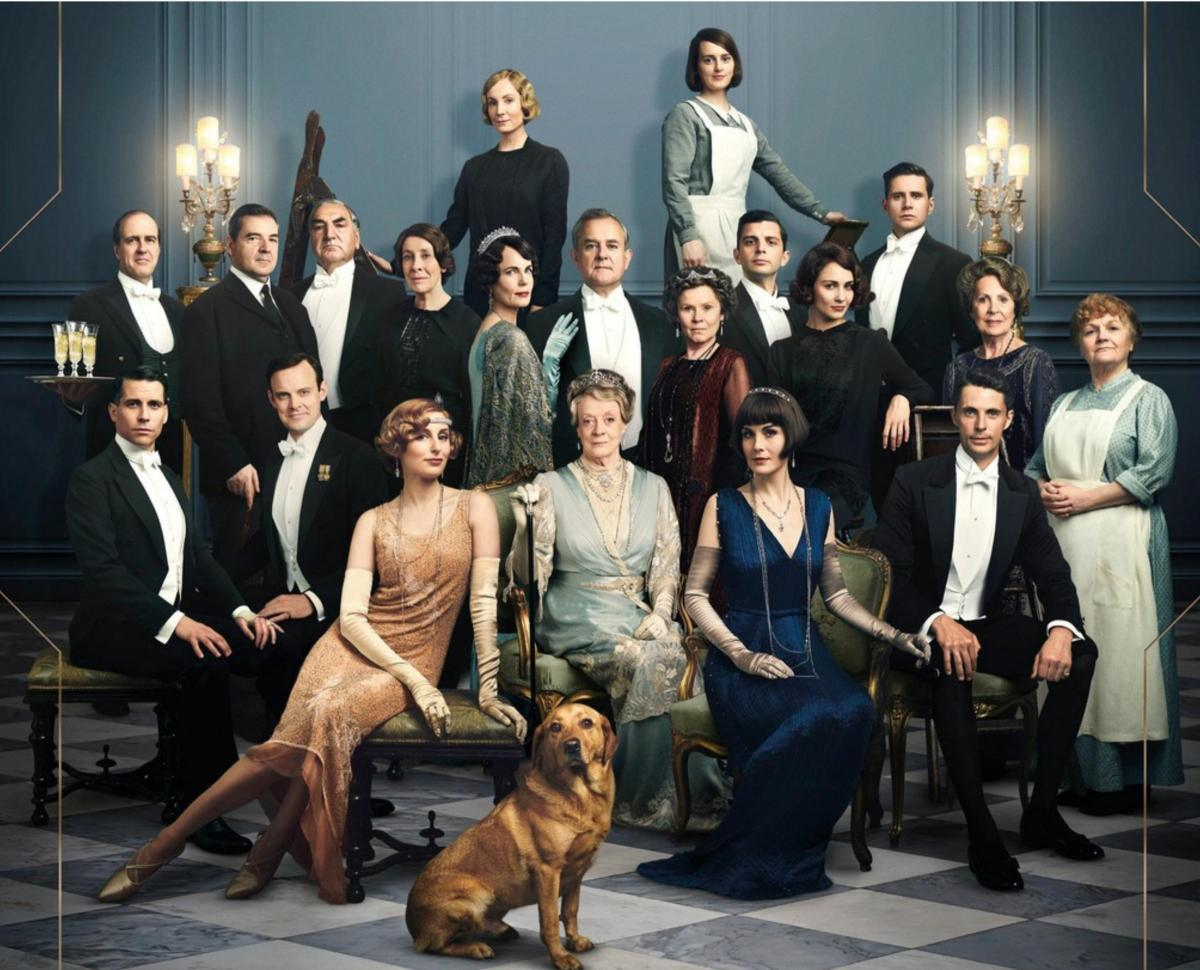 Six Facts About Downton Abbey Film Which Is Set To Break New