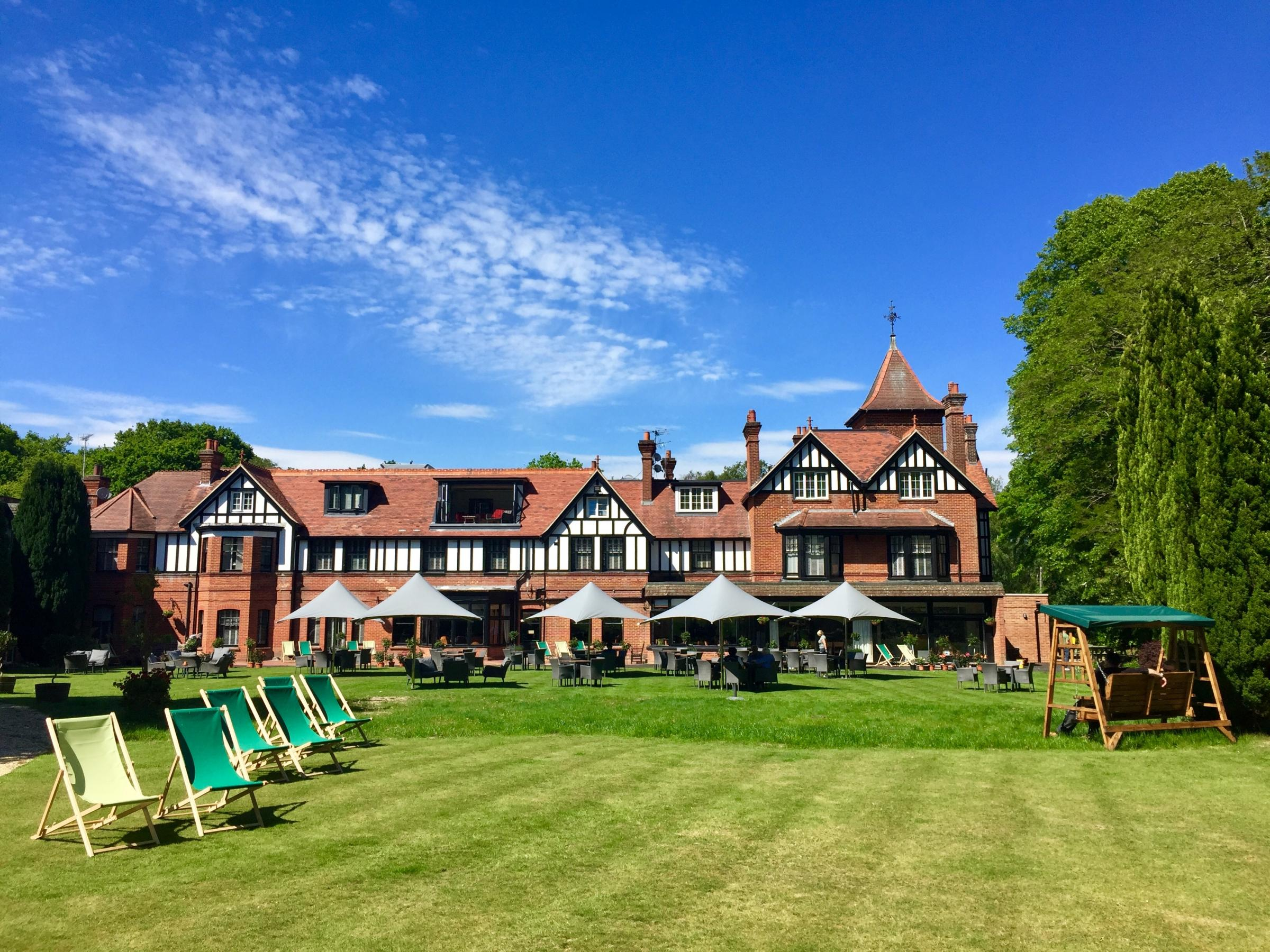 Restaurant review: Forest Park Country Hotel in Brockenhurst