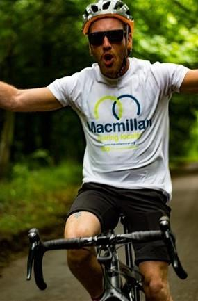 Morocco to Christchurch bike ride for Macmillan Caring