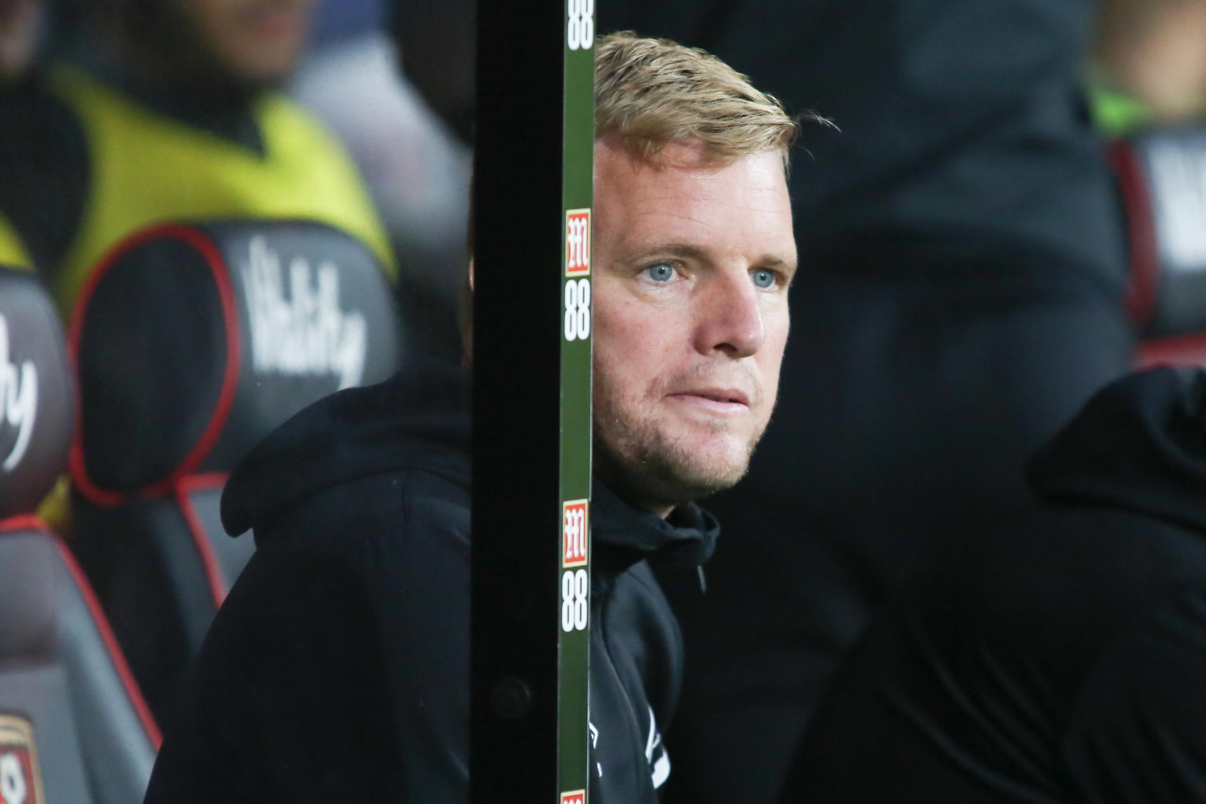 'The football club is a focal point of that town' - Eddie Howe feels for people of Bury after their expulsion from the EFL