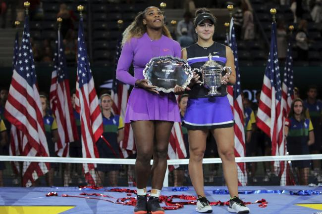Image result for Canadian Teenager, Bianca Andreescu Trash Serena Williams To Win US Open 2019