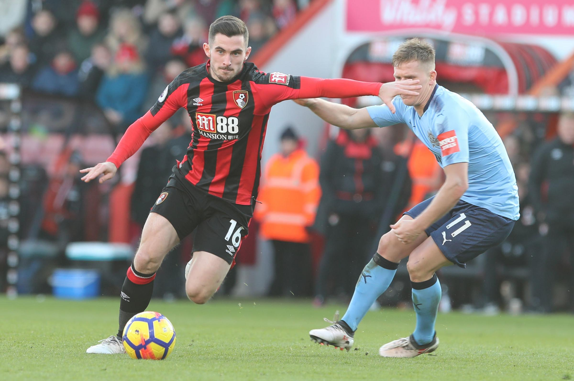'He's such a popular member of the squad' - Lewis Cook's return to training has been a 'big lift' says Eddie Howe