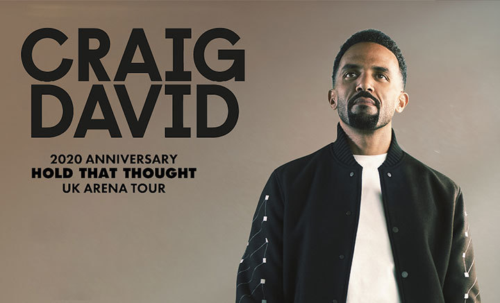 Craig David, Status Quo and Simply Red are all coming to the BIC next year