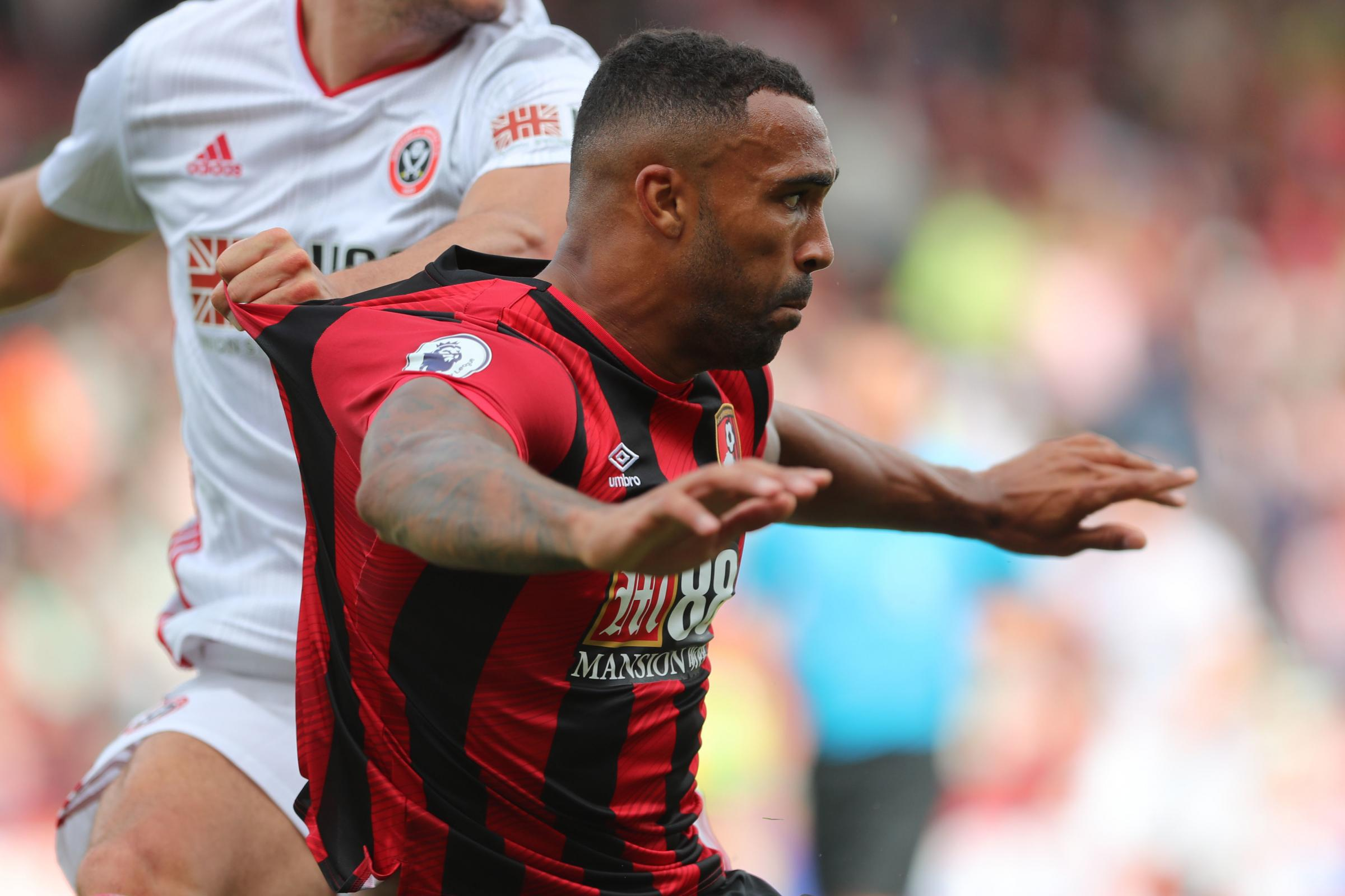 'I'm not just going to dive in the box' - Callum Wilson frustrated by simulation caution