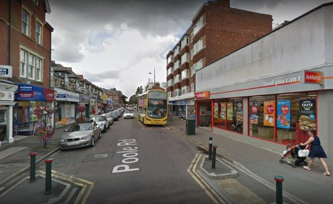 Poole Road, Westbourne. Picture: Google Streetview